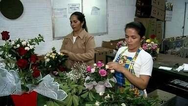 """A """"primavera do Ceará"""" na produção de flores em Ibiapaba - Leia mais em g1.com.br/ce"""