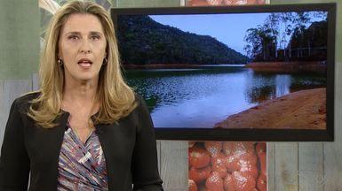 Agência de recursos hídricos do ES anuncia estado de alerta por falta de chuvas - Em todo o Espírito Santo está proibido captar água dos rios durante o dia, a não ser para o consumo humano