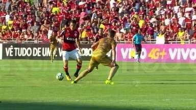 Melhores momentos de Flamengo 2 x 0 Sport pela 24ª rodada do Campeonato Brasileiro - Melhores momentos de Flamengo 2 x 0 Sport pela 24ª rodada do Campeonato Brasileiro