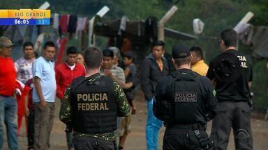 Indígena é morto a tiros em Charrua, no Norte do RS - Vítima foi identificada como Zacarias Lalau, de 26 anos.