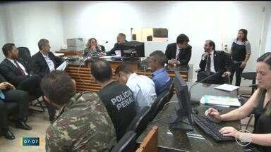 Greve dos agentes penitenciários continua após audiência no Tribunal de Justiça - Greve dos agentes penitenciários continua após audiência no Tribunal de Justiça