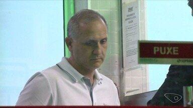 Advogado do ex-marido da médica morta no ES diz que vai à delegacia acessar inquérito - O advogado Iran Silva disse que Hilário Frasson trabalha na administração geral da Polícia Civil e não foi afastado das atividades.