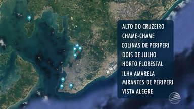 Vereadores aprovam projeto que divide Salvador em mais de 160 bairros - O projeto foi aprovado por unanimidade. Confira os detalhes na entrevista com um urbanista.