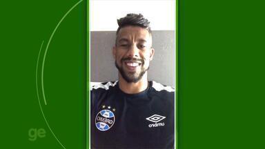 Jogadores parabenizam Renato Portaluppi por 'um ano' de comando no Grêmio - Assista ao vídeo.