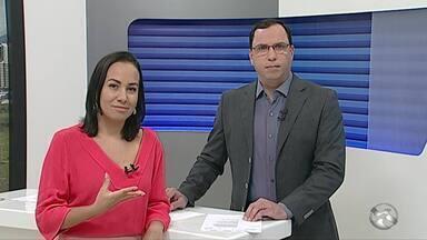 Alexandre Farias tem redução no edema cerebral, diz novo boletim médico - Apresentador do ABTV 2ª edição, da TV Asa Branca, foi atingido por uma bala perdida durante tiroteio entre policiais e assaltantes no sábado (16).
