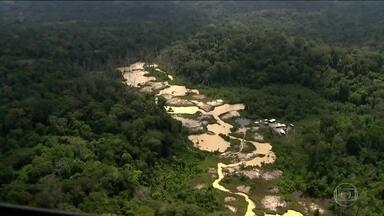 Governo revoga extinção de reserva mineral na Amazônia - Depois de muita pressão, o governo Temer revogou o decreto e desistiu de abrir a Reserva do Cobre e Associados para exploração mineral