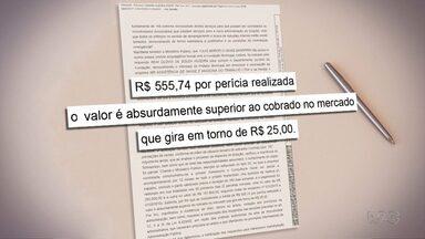 Ex-prefeito responde na Justiça por contratação de empresa que recrutava servidores no HM - Reni Pereira e ex-diretores foram até o Fórum de Justiça, mas não prestaram depoimentos.