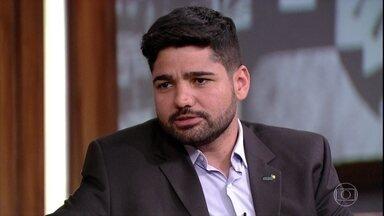 Samuel Silva fala sobre empreendedorismo na Rocinha - Ele é empreendedor do Net Rocinha