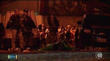 Mulher suspeita de realizar assaltos é morta na Zona Norte de Teresina - Mulher suspeita de realizar assaltos é morta na Zona Norte de Teresina