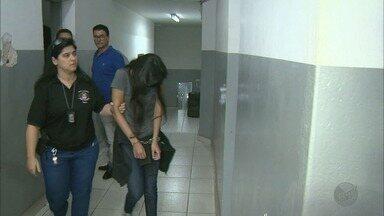 Casal suspeito de matar jovem por ciúmes se entrega à polícia em Franca - Leonardo Cantieri e Lauany do Prad oprestaram depoimento por mais de 9 horas.