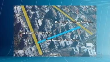 Novas vagas de estacionamento rotativo são criadas no bairro Belvedere, em BH - São 93 vagas. Cada folha de rotativo custa R$ 4,40.