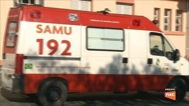 Samu e bombeiros unificam atendimentos de ambulâncias em SC - Samu e bombeiros unificam atendimentos de ambulâncias em SC
