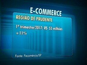 Compras pela internet crescem 11% na região de Presidente Prudente - Dados foram divulgados pela Fecomércio.