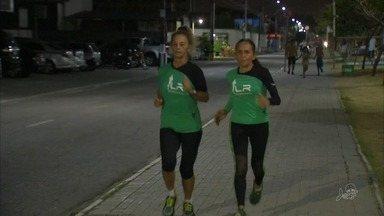Mulheres superam limites do corpo com exemplo de determinação - Saiba mais em g1.com/ce