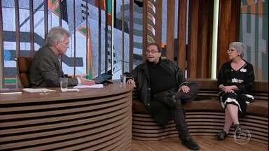 Rosely Sayão e Marcello Dantas falam sobre os cancelamentos de exposições de arte - Psicóloga e curador falam sobre os recentes acontecimentos que movimentaram opiniões no Brasil