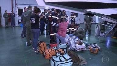 Tragédia em creche em Janaúba deixa mortos e feridos - Vigia ateou fogo em crianças na cidade do Norte de Minas.