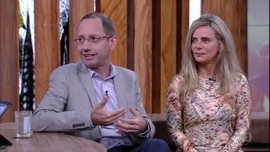 Bruna e Stevens Rehen falam sobre como escolhas do nosso cotidiano afetam envelhecimento - undefined