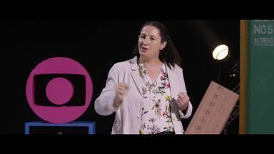 REP - História de Classe: Mara Mansani fala sobre a importância da educação - REP - Histórias de Classe: Professora relembra história de alfabetização de aluna