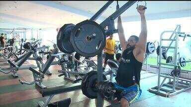 Judoca Francinaldo Segundo perde 69kg após cirurgia de redução de estômago - Judoca Francinaldo Segundo perde 69kg após cirurgia de redução de estômago