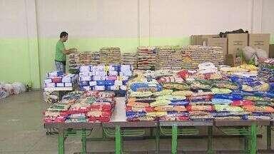 Universitários doam alimentos para instituições durante a 38ª edição da Tusca - Centro acadêmico da UFSCar receberá doações até sexta-feira (20).