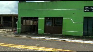Briga por vaga de estacionamento termina com baleado em Castro - A vítima está internada em estado grave em um hospital de Ponta Grossa.