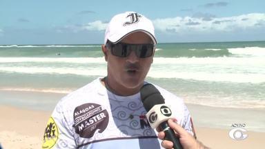 Mais uma etapa de Bodyboarding movimenta a Praia do Francês - Competição é válida pelo novo Bodyboarding Alagoas.