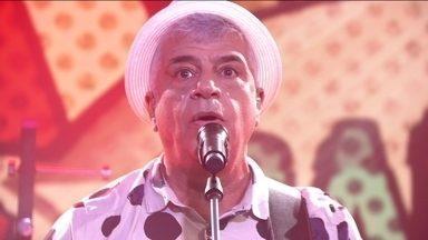 Lulu Santos canta 'Mamãe natureza' - Cantor lança disco em que interpreta grandes sucessos de Rita Lee.