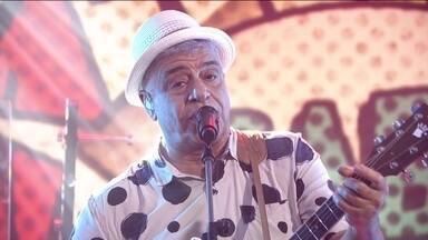 Lulu Santos canta 'Nem luxo, nem lixo' - Cantor lança disco em que interpreta grandes sucessos de Rita Lee.