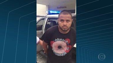 Homem de confiança de Rogério 157 é preso em Duque de Caxias - Segundo a polícia, Felipe Melo já foi ligado a Antônio Bonfim Neto, o Nem da Rocinha.