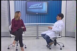 Saúde bucal é tema do MGTV Responde para Uberaba e região - Cirurgião dentista, Christiano Marinho Correia, tira dúvidas dos telespectadores e dá dicas.