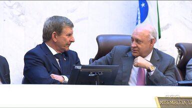 Presidente da Assembleia Legislativa defende maior controle dos gastos dos deputados - A reação veio depois que a justiça decidiu bloquear bens de 2 deputados estaduais.