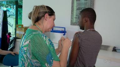 Vacina contra a dengue está longe de atingir a meta - Campanha termina nos próximos dias.