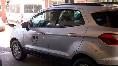 Laboratório da Uem encontra solvente em combustível que abastecia frota da universidade - 33 veículos começaram apresentador problemas