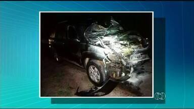 Acidentes em Colinas do Tocantins causam três mortes em 24 horas - Acidentes em Colinas do Tocantins causam três mortes em 24 horas