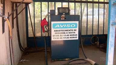 UEM descobre solvente em combustível usado nos veículos da universidade - Trinta e três veículos da universidade apresentaram problemas. O caso está sendo investigado.
