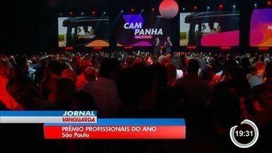 Vencedores do prêmio profissionais do ano foram anunciados - Grande festa ocorreu em São Paulo.