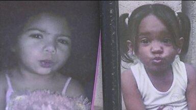 Corpos em furgão são das meninas que tinham sumido, diz polícia de SP - A causa da morte das duas meninas, de 3 anos, ainda está sendo investigada.