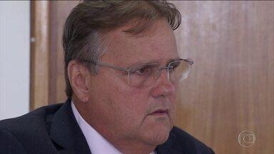 Raquel Dodge diz que Geddel age como líder de organização criminosa - A procuradora-geral da República defendeu que o ex-ministro Geddel Vieira Lima continue preso.