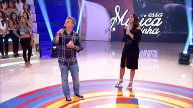 Ivete participa do 'Essa Música é Minha' - Bel Feitosa, compositora de Recife, quer que a cantora grave a música que ela escreveu, mas não faz ideia do que vai acontecer no programa