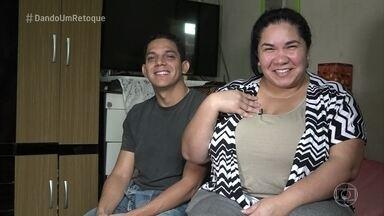 Mayriane sonha em reformar sua casa no 'Dando um Retoque' - undefined