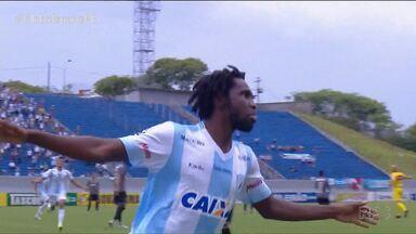 Aos poucos, Londrina vai se reaproximando do G4 - Tubarão venceu as últimas três partidas pela Série B e diminuiu a diferença para os primeiros colocados