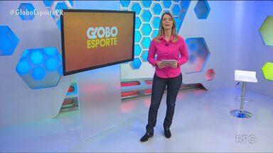 Veja a edição na íntegra do Globo Esporte Paraná de terça-feira, 24/10/2017 - Veja a edição na íntegra do Globo Esporte Paraná de terça-feira, 24/10/2017