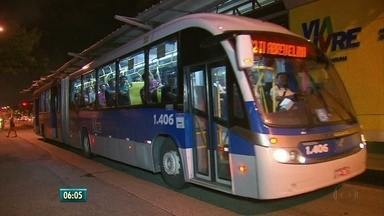 Suspeito é baleado enquanto tentava assaltar passageiros em estação do BRT no Recife - Autor do disparo não foi encontrado