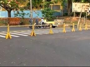 Prefeitura interdita ruas em Presidente Prudente - Veja os locais onde o trânsito de veículos estará fechado.