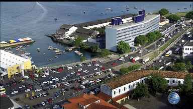Veja imagens do trânsito de Salvador na manhã desta quarta-feira (25) - Confira no Radar do JM.