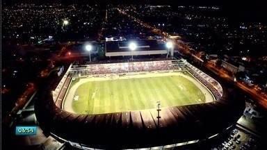 Estádio Rei Pelé completa 47 anos de história - Conheça um pouco mais do maior estádio de futebol de Alagoas.