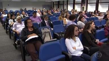 Debates no Tribunal Regional do Trabalho do Rio discutem a reforma trabalhista - Seminários têm palestrantes com opiniões contra e a favor das mudanças na legislação.