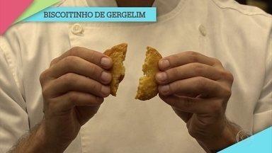 Dica: Biscoitinho de Gergelim - Aprenda a fazer a receita do Chef Tiago Flores!