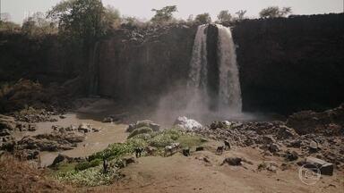 Paulo Zero e Sonia Bridi falam sobre a terceira temporada de 'A Jornada da Vida' - Nesta temporada, a série do 'Fantástico' viaja pelo rio Nilo mostrando sua força e as dificuldades de seu entorno