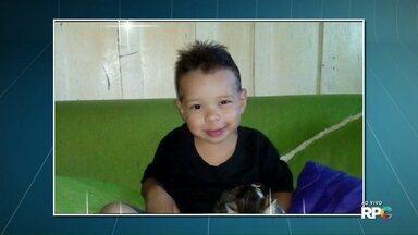 Criança atropelada pelo carro da família faz tratamento em Maringá - O caso foi em setembro em Porto Rico.